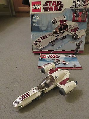 LEGO 8085 Star Wars - Freeco Speeder (no minifigures, manual and box )
