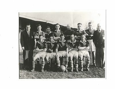 NORTHAMPTON TOWN - Copy of Photo, Team Group, undated but early 1950s