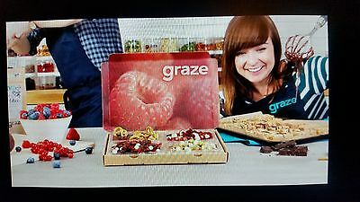 Graze - Get Your 1St, 5Th & 10Th Order Free When You Use Promo Code: 'muthia4Dp'