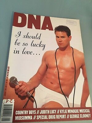 Early DNA Magazine - Issue 24 - Gay Interest - RARE