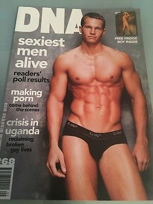 Early DNA Magazine - Issue 68 - Gay Interest - RARE