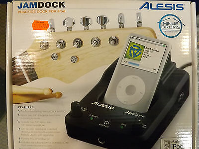Alesis Jamdock For Ipod- Retail $199.00