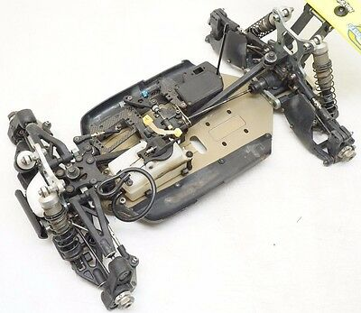 Mugen Seiki MBX7 1/8 Scale 4wd RC Nitro Buggy Roller MBX-7