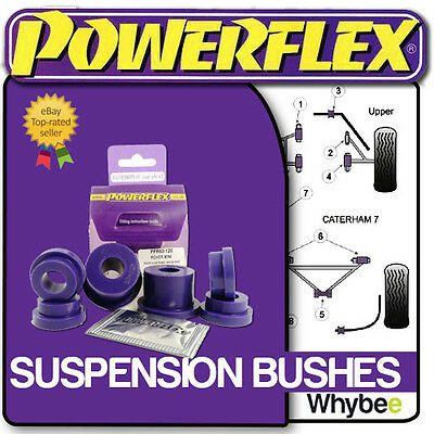 Mazda RX-8 All POWERFLEX Suspension Performance Bush Bushes and Engine Mounts
