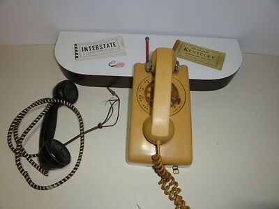 Rotary Wall Mount & Line Test Phone Rate Books 50's to 60's Dialing Pencil Key