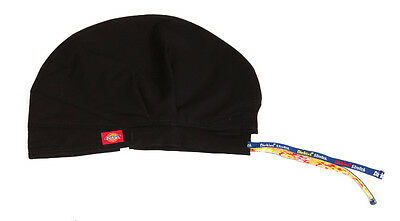 Dickies 83566A Adult's Antimicrobial Scrub Hat - Black