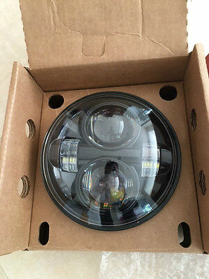 "Harley ""Daymaker"" LED  7"" Black Headlight part 67700242"