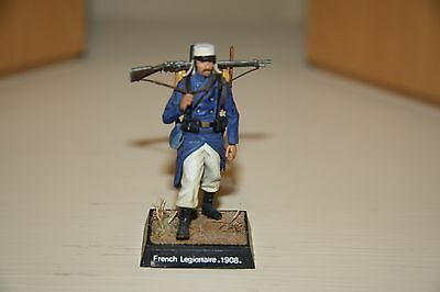 Airfix 1/32 54mm Built & Painted French Foreign Legion 1908 Soldier Legionnaire