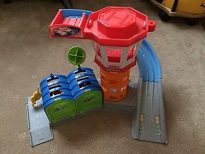 fisher price little people Airport Garage