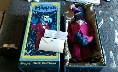 Master Replicas The Great Gonzo Photo Puppet Replica Disney The Muppets