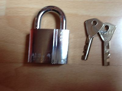 Abloy PL330 High Security Padlock With 2 Keys - New