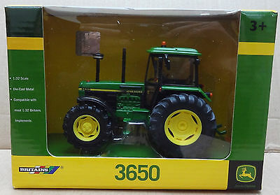 Britains - 42904 John Deere 3650 Farm Tractor - 1:32 scale - BRAND NEW MINT BOX
