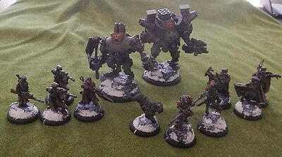 Warmachine Khador well painted army