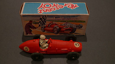 Vintage Crescent 1286 Ferrari 2.5 L Racing car- Boxed in Very good Condition