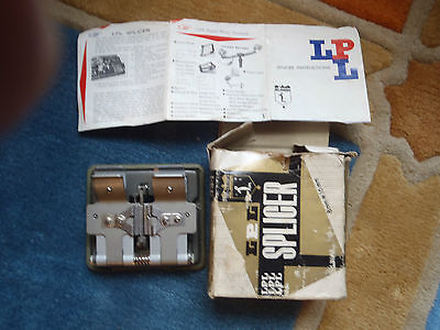 LPL Film Splicer with instructions and box