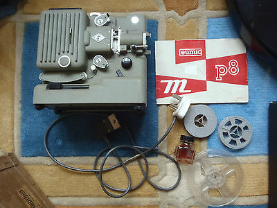 Eumig P8m film projector