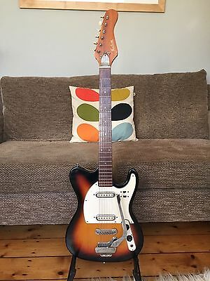 Jedson Tele Style Guitar Made in Japan 1970s