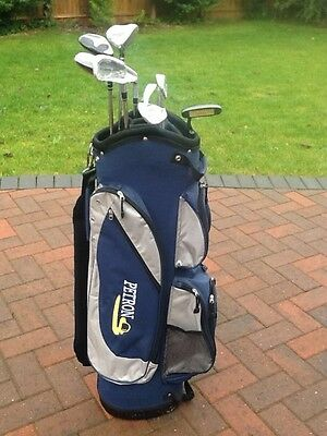 Men's new 1/2 set of Golf clubs + bag