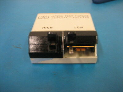 Hp Agilent Keysight Model 16029A Test Fixture
