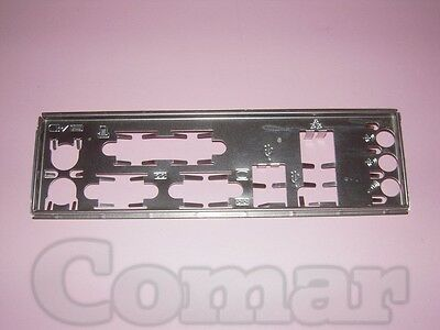Asus M2N-68-Am Mascherina Posteriore Back Panel I/o Shield