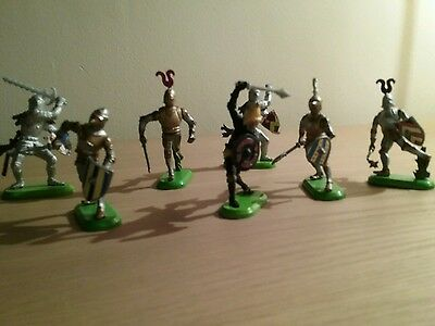 BRITAINS DEETAIL KNIGHTS on FOOT.