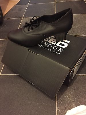 Black Character Shoes 5 Brand New