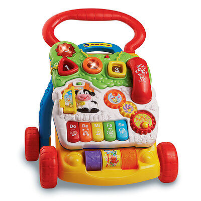 VTech First Steps Baby Walker - NEW