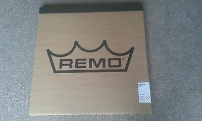Remo Silentstroke Drumheads 5 drum set boxed