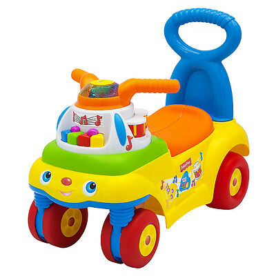 Fisher-Price Music and Motion Ride On - NEW