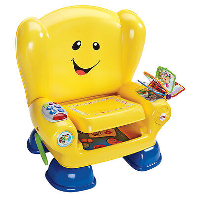 Fisher-Price Laugh and Learn Smart Stages Chair - NEW