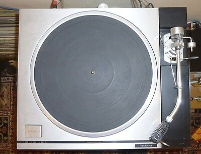 Technics SP10 mk2 turntable with bells on