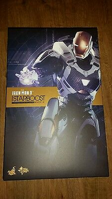 Hot Toys Iron Man 3 Starboost 1/6 Scale Figure