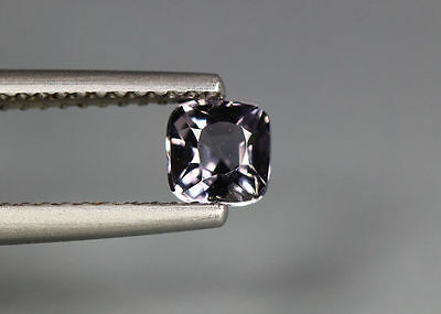 0.55 Cts_Wow !! Great Stunning Stone_100 % Natural Unheated Burmesh Gray Spinel