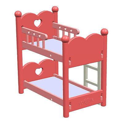 You and Me Baby Doll Bunk Bed - NEW