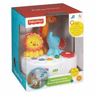 Fisher-Price Rainforest 4 in 1 Projector - NEW