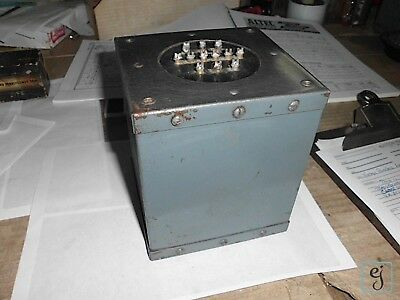 Peerless - Vintage Large 4K Hollywood Output Transformer 287