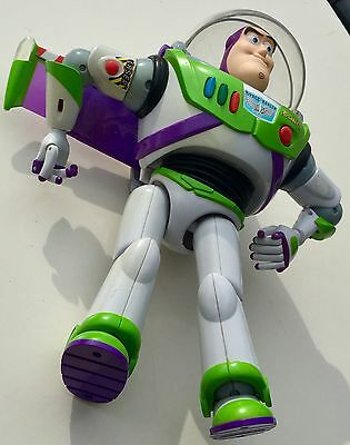 DISNEY Toy Story Buzz Lightyear Talking Interactive Action Figure