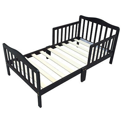 Babies R Us Finley Toddler Bed - Espresso - NEW