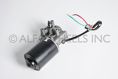 12 Volt DC Electric Tsiny Reversible Gear Motor 35 RPM High Torque Free Ship