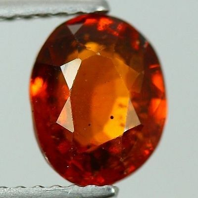 1.940 Cts Amazing Rare Unique Beautiful Natural Superb Hessonite Garnet Nr!!!!!!