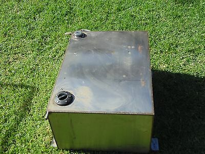 fuel tank stainless steel