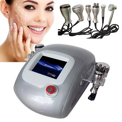 6in1 Ultrasonic Liposuction Cavitation  Machine RF Photon for weight loss New