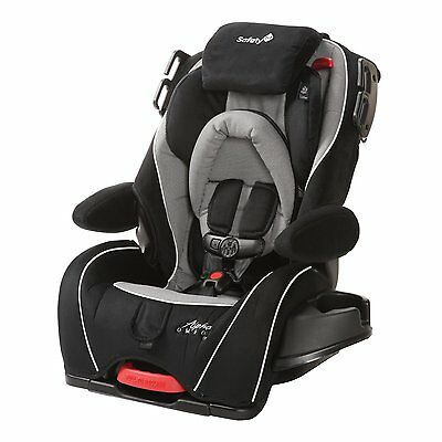 Safety 1st Alpha Omega Elite Convertible Car Seat New Unopen