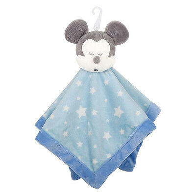 Mickey Mouse Security Blanket - NEW
