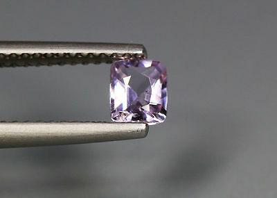 0.43 Cts_Unbelievable Gem Miracle Collection_100 % Natural Grey Spinel_Burmesh