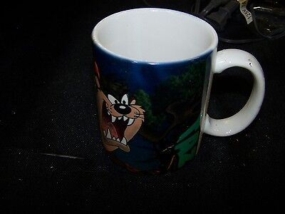 NEW Looney Tunes, TAZ Tazmanian Devil Collector Mug,