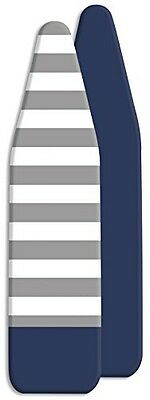 Whitmor 6880-5544-STRIPES Reversible Ironing Board Cover and Pad