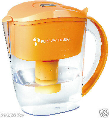 Ionized Alkaline Water Filter Jug, Pitcher.7 stage filter.3.5L capacity.BPA Free
