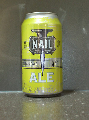 375Ml (Wa) Nail Brewing Pale Ale Beer Can