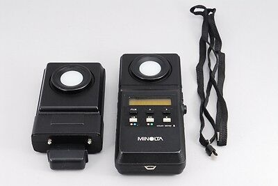 Minolta Color Meter Ⅱ w/strap from Japan #2190
